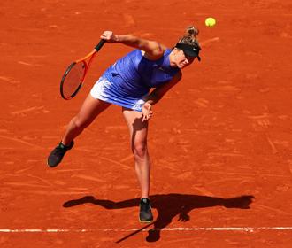Свитолина вышла в 1/4 финала турнира в Риме