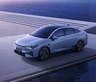 Китайская Xpeng представила первый массовый автомобиль с лидаром