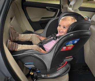 Критерии выбора автомобильного кресла для ребенка