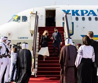 Зеленский подпишет в Катаре ряд инвестиционных договоров
