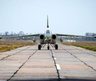 Россия перебросила в Крым эскадрилью штурмовиков