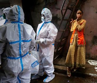 Индия установила мировой антирекорд по числу заразившихся коронавирусом в сутки