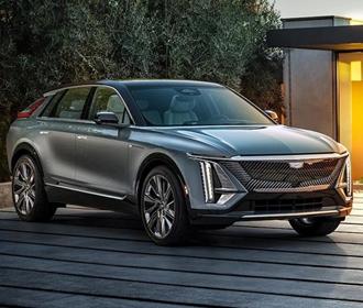 Cadillac представил серийный электрокроссовер