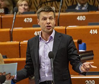 Нардепа Гончаренко на три месяца лишили слова в ПАСЕ