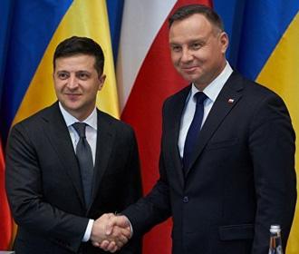 Зеленский посетит Польшу с рабочим визитом 3 мая