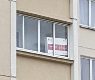 Белоруса задержали за красно-белую коробку от телевизора на балконе