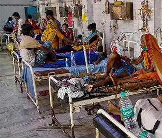 В МОЗ назвали симптомы индийского штамма COVID
