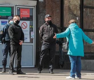 В Киеве продлили строгий карантин