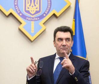 Данилов пообещал ЕС не возвращать Донбасс военным путем