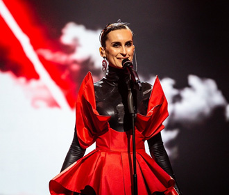 Украина сегодня выступит в полуфинале Евровидения