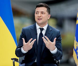 Временно оккупированные территории Донбасса никогда не будут российскими – Зеленский