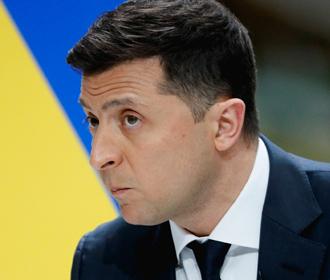 Большинство украинцев негативно воспринимают возможность баллотирования Зеленского на второй срок