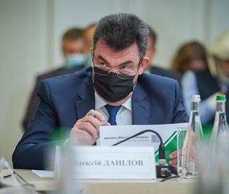 На СНБО обсудили вопросы интеграции Украины в НАТО и безопасности в южных областях