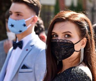 В Минздраве рекомендовали украинским школам отказаться от массового празднования выпускных