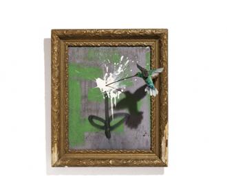 Две картины Бэнкси ушли с молотка за $8 миллионов