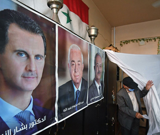 Евросоюз не будет признавать результаты президентских выборов в Сирии - Боррель