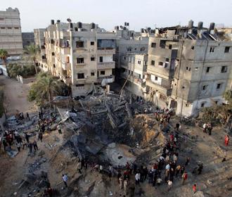 Из сектора Газа эвакуировали 109 украинцев
