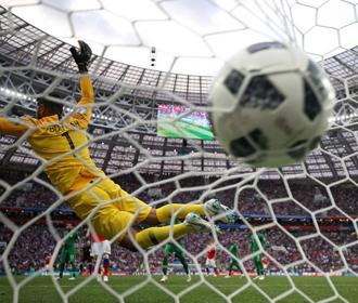 Гол в футболе