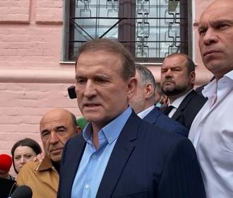 Медведчук в суде