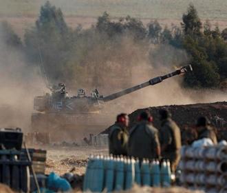 Израиль рассматривает два пути урегулирования конфликта с ХАМАС