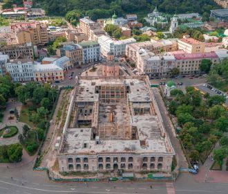 Гостиный двор на киевском Подоле передадут Минкульту