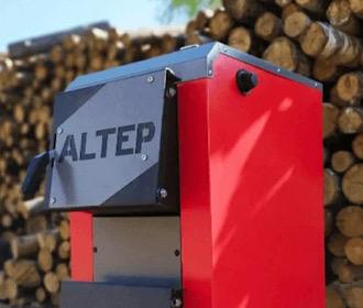 Производитель твердотопливных котлов Altep
