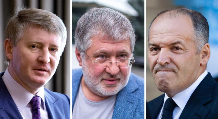 Заслужили санкции и уголовные дела: Ахметов, Яценюк и Коломойский финансируют ЛДНР через сотрудничество с РФ