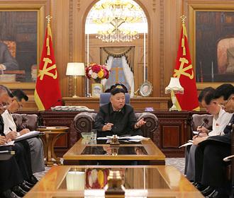 Южнокорейская разведка раскрыла данные о здоровье Ким Чен Ына