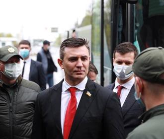 Закарпатье ожидает смена председателя ОГА и его заместителя? «Куратор» области от Зеленского Николай Тищенко приехал на Закарпатье