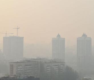 Киев попал в пятерку городов мира с самым грязным воздухом