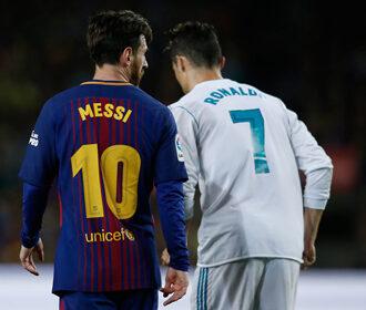 """Президент """"Барселоны"""" хочет объединить Месси и Роналду в одной команде"""