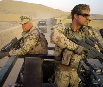 Германия и Италия вывели своих военных из Афганистана