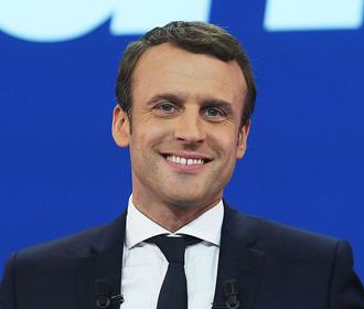Президент Франции получил пощечину