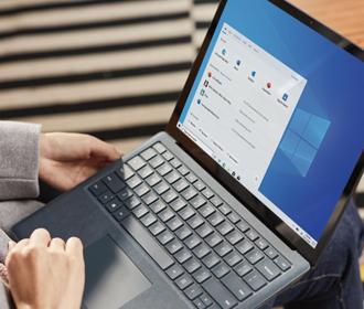 Microsoft разрешит заходить в аккаунты с помощью распознавания отпечатка пальца или лица