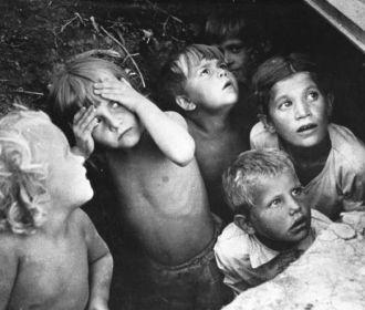 «Киев бомбили, нам объявили, что началася война…»