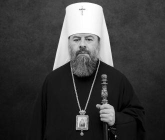 В Киево-Печерской Лавре 21 июня верующие простятся с Луганским митрополитом УПЦ Митрофаном (Юрчуком)