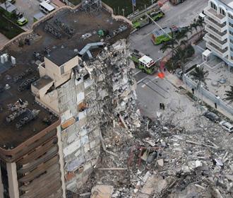 Байден назвал глобальное потепление одной из причин обрушения дома в Майями