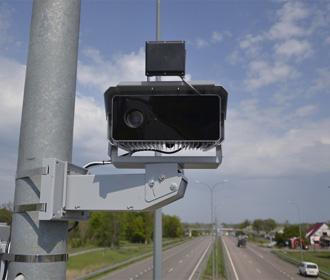 На дорогах Украины появились еще 17 камер автофиксации нарушений ПДД