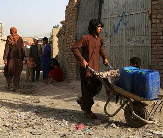 """""""Талибан"""" ждет международной помощи в восстановлении Афганистана"""
