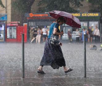 В Украине ожидается неустойчивая погода