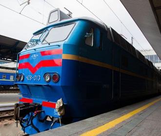 УЗ ускоряет поезд из Киева в Бердянск