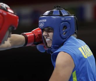 Украинка пробилась в четвертьфинал олимпийского турнира по боксу
