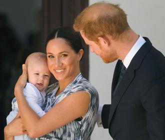 Дочь принца Гарри и Маркл официально начала претендовать на трон Великобритании