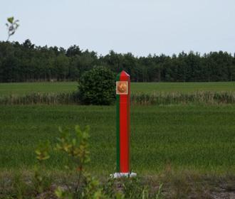 Граница Беларуси