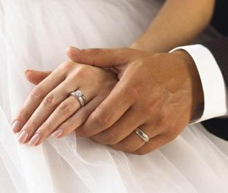 Украинцы смогут подавать заявление на регистрацию брака через Дію