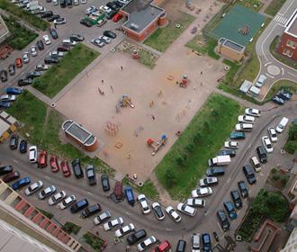 Киевлянам анонсировали введение платы за парковку возле собственного дома