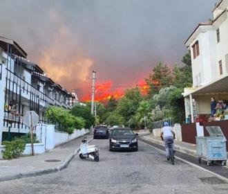 Курдская группировка «Дети огня» призналась в лесных поджогах в Турции