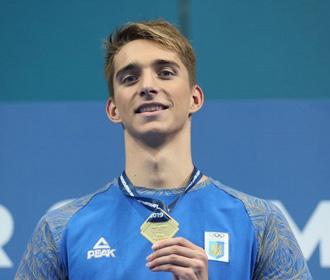 Украинец пробился в полуфинал по плаванию вольным стилем