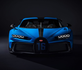 Bugatti будут владеть хорватская Rimac и Porsche