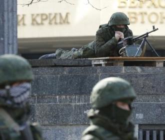 В Крыму находится около 80 тысяч военных РФ - Зеленский
